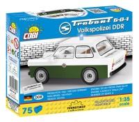 Cobi 24520 Bausatz Trabant 601 Volkspolizei DDR