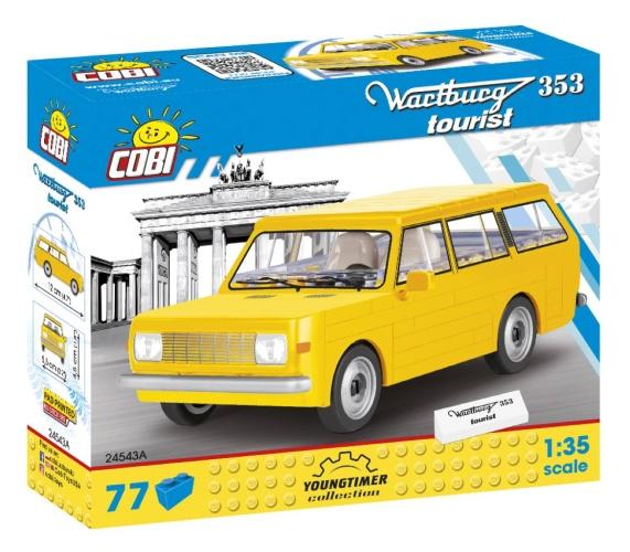 Cobi 24543A Bausatz Wartburg 353 Tourist
