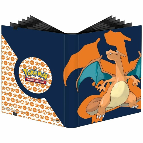 Pokemon Ultra Pro 9-Pocket Binder Glurak