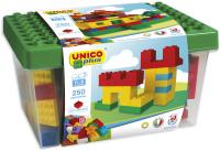 Unico 8525 Bausteine 250 Teile in einer Box