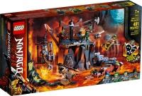 LEGO® 71717 Ninjago Reise zu den Totenkopfverliesen