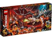 LEGO® 71721 NINJAGO Drache des Totenkopfmagiers