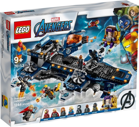 LEGO® 76153 Marvel Super Heroes Avengers Helicarrier