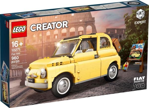 LEGO® 10271 Creator Expert Fiat 500