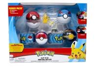 Pokemon Clip N Go Pokemon-Trainer Gürtel Set