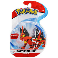Pokemon Battle Figure Set Miezunder / Torracat