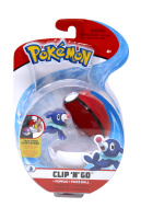 Pokemon Clip N Go Set Robball & Pokeball