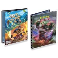 Ultra PRO Pokemon Schwert & Schild 02 4-Pocket Portfolio