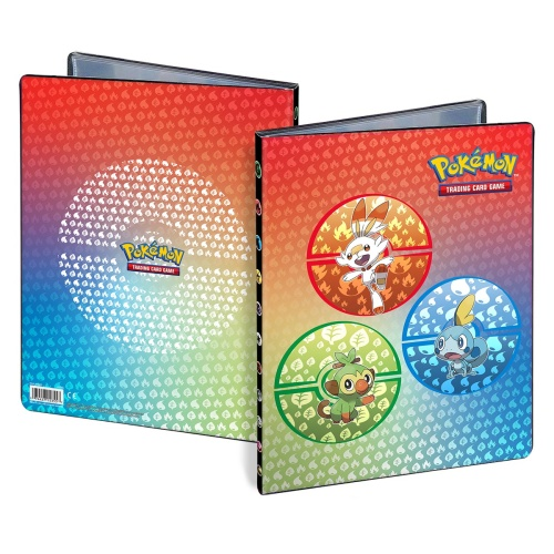 Ultra PRO Pokemon Schwert & Schild Starter Sammelalbum 9-Pocket Portfolio