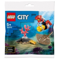 LEGO 30370 City Diver Polybag