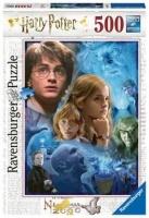 Ravensburger 14821 Harry Potter in Hogwarts 500 Teile Puzzle