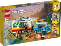 LEGO® 31108 Creator 3-in-1 Wohnwagen Campingurlaub