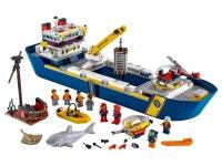 LEGO® 60266 City Oceans Meeresforschungsschiff