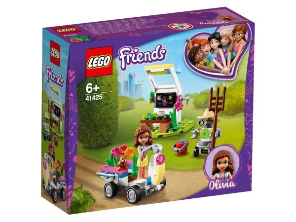 LEGO 41425 Friends Olivias Blumengarten