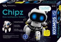 KOSMOS 62100 Chipz Dein intelligenter Roboter Experimentierkasten
