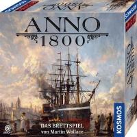 KOSMOS 68042 Anno 1800 Das Brettspiel