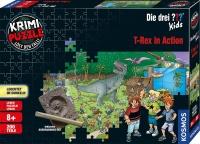KOSMOS 68065 Krimipuzzle ??? Kids T-Rex 200 Teile Puzzle