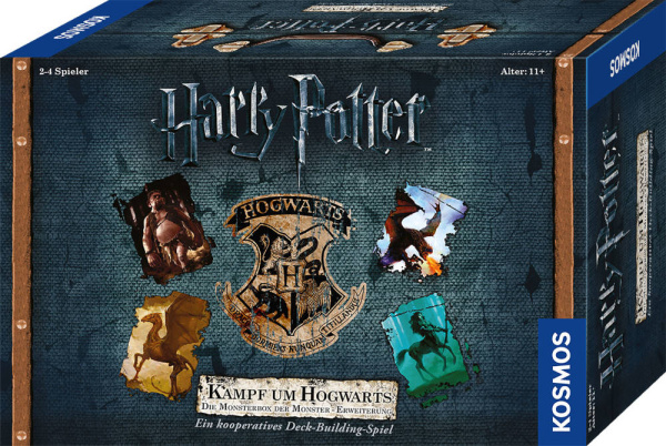 KOSMOS 68067 Harry Potter - Kampf um Hogwarts - Die Monsterbox der Monster Erweiterung