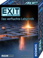 KOSMOS 68202 EXIT - Das Spiel: Das verfluchte Labyrinth...