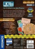 KOSMOS 69269 EXIT - Das Spiel: Die Grabkammer des Pharao (Profis)