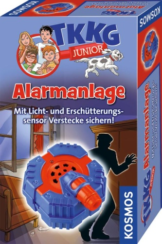KOSMOS 65451 TKKG Junior Alarmanlage