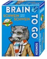 KOSMOS 69082 BRAIN TO GO® – Schwein oder nicht...