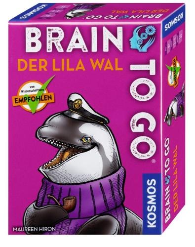 KOSMOS 69086 BRAIN TO GO® – Der lila Wal