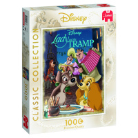 Jumbo 19486 Disney Classic Collection Susi und Strolch...
