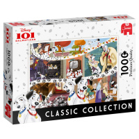 Jumbo 19487 Disney Classic Collection 101 Dalmatiner 1000...