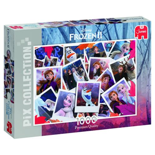Jumbo 19488 Disney Frozen 2 - 1000 Teile Puzzle Pix Collection