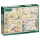 Jumbo 11307 Falcon - The Country Diary 4 Seasons 1000 Teile Puzzle