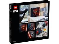 LEGO® 31200 ART Star Wars Die Sith Kunstbild
