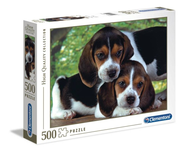 Clementoni 30289 Close together 500 Teile Puzzle High Quality Collection