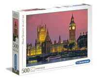 Clementoni 30378 London Houses of Parliament 500 Teile Puzzle High Quality Collection