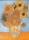 Clementoni 31438 Van Gogh Vase mit Sonnenblumen 1000 Teile Puzzle Museum Collection