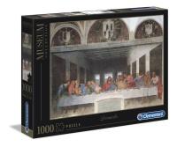 Clementoni 31447 Leonardo Das Abendmahl 1000 Teile Puzzle...