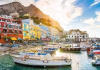 Clementoni 31678 Capri 1500 Teile Puzzle High Quality Collection
