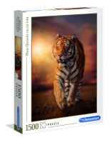 Clementoni 31806 Tiger 1500 Teile Puzzle High Quality Collection