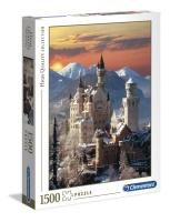 Clementoni 31925 Neuschwanstein 1500 Teile Puzzle High...
