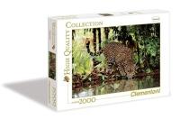 Clementoni 32537 Leopard 2000 Teile Puzzle High Quality...