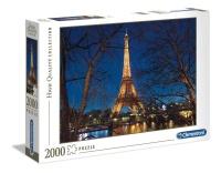 Clementoni 32554 Paris 2000 Teile Puzzle High Quality Collection