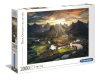 Clementoni 32564 Tal in China 2000 Teile Puzzle High...