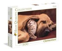 Clementoni 35004 Cuddles 500 Teile Puzzle High Quality...