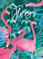 Clementoni 35067 Flamingos 500 Teile Puzzle Fantastic Animals