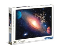 Clementoni 35075 Internationale Raum-Station 500 Teile Puzzle High Quality Collection