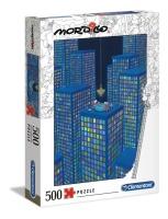 Clementoni 35077 Dinner 500 Teile Puzzle Mordillo Collection