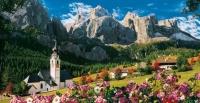 Clementoni 38007 Sellagruppe - Dolomiten 13200 Teile...