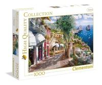 Clementoni 39257 Capri 1000 Teile Puzzle High Quality Collection