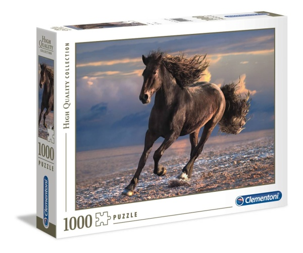 Clementoni 39420 Wildpferd 1000 Teile Puzzle High Quality Collection