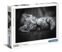 Clementoni 39422 Kätzchen 1000 Teile Puzzle High Quality Collection